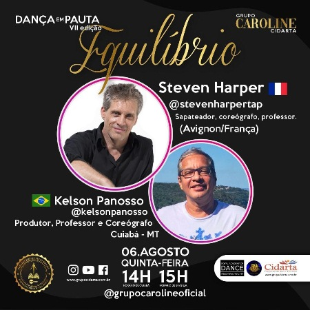 Dança em Pauta/ Steven Harpe – França